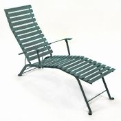 Fermob: Categories - Furniture - Bistro Metall Sun Lounger