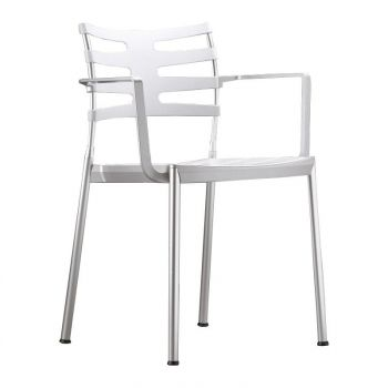 Ice Chair With Armrests