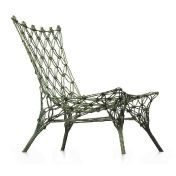 Cappellini: Brands - Cappellini - Knotted Future Chair