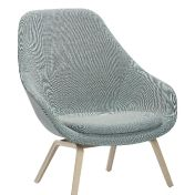HAY: Categories - Furniture - About a Lounge Chair AAL93
