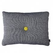 HAY: Brands - HAY - Dot Cushion 2 buttons fabric Hallingdal
