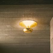 Vibia: Brands - Vibia - Funnel Mini Wall/Ceiling Lamp