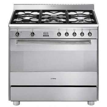 SCD91MFX5 Combination Cooker 90 cm