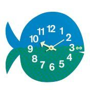 Vitra: Brands - Vitra - Fernando the Fish Clock