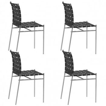 Tagliatelle Outdoor Chair 4-piece Set