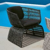 B&B Italia: Brands - B&B Italia - Crinoline Small Armchair