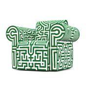 Moooi: Hersteller - Moooi - Labyrinth Sessel | Ausstellungsstück