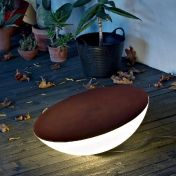 Foscarini: Brands - Foscarini - Solar Outdoor Lighted Table