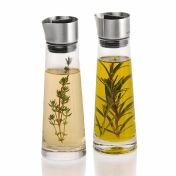 Blomus: Categories - Accessories - Alinjo Oil And Vinegar Carafe