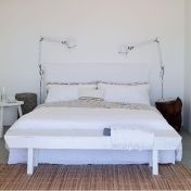Gervasoni: Categories - Furniture - Ghost 80.G. Double Bed
