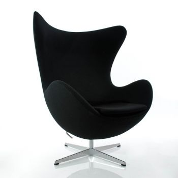 Egg Chair - Chaise dite L'Oeuf