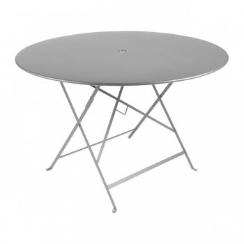 Bistro - Table pliante Ø117cm