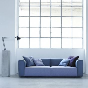 Mate Bi-Colour 2S - Sofá