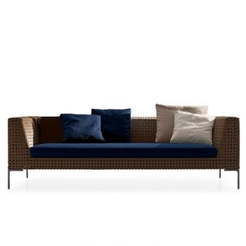 Charles Outdoor - Sofa 3 Seater