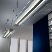 deMajo: Categories - Lighting - Linear 1 S125 Office Lamp