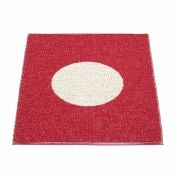 pappelina: Categories - Accessories - Vera Small One Plastic Rug 70x90cm