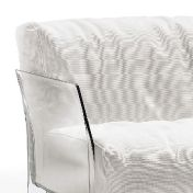 Kartell: Categories - Furniture - Pop Outdoor Three Seater