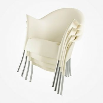 Lord Yo Chair 4-piece Set