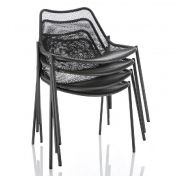 emu: Categories - Furniture - Round Garden Chair 4-piece Set