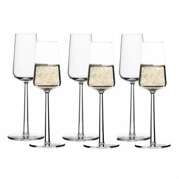 Essence Champagne Glass Set