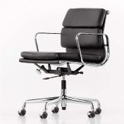 Vitra: Brands - Vitra - EA 217 Soft Pad Chair Swivel Chair