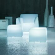Gervasoni: Rubriques - Mobilier - InOut 108 lighting Outdoor Side Table
