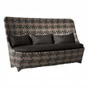 Driade Store: Design special - Rattan garden furniture - Cape West Outdoor Sofa