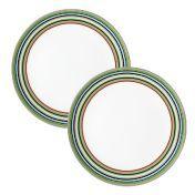 iittala: Brands - iittala - Origo Dessert Plate Set
