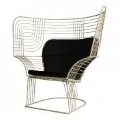 Tom Dixon: Categories - Furniture - Link Easy Chair