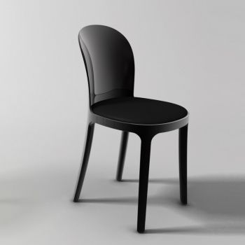 Vanity Chair Black