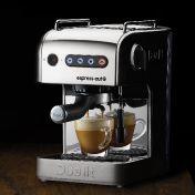 Dualit: Marques - Dualit - Dualit Espress Auto 3in1 - Machine à café