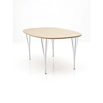 B611 Super-elliptic table 135cm