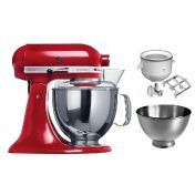 KitchenAid: Brands - KitchenAid - Artisan Ice Cream Set