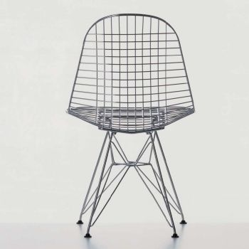 Eames Wire Chair DKR - Chaise