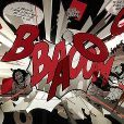 Ingo Maurer: Brands - Ingo Maurer - Comic Explosion  Suspension Lamp