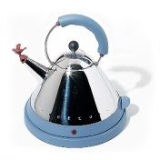 Alessi: Categories - Accessories - Electric Kettle MG32