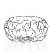 Alessi: Categories - Accessories - Spirogira Wire Basket