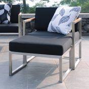Jan Kurtz: Brands - Jan Kurtz - Lux Lounge Outdoor Armchair