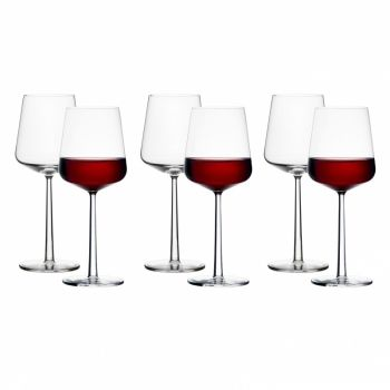 Essence Red Wine Glass Set