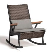 Kettal: Categories - Furniture - Vieques Rocking Armchair