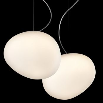 Gregg Grande Suspension Lamp