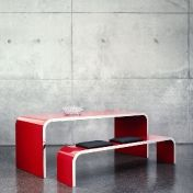 mueller-moebel: Categories - Furniture - Highline M11 Bench