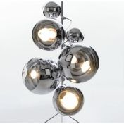 Tom Dixon: Categories - Lighting - Mirror Ball Range Floor Lamp
