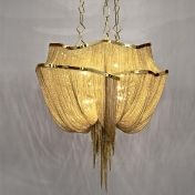 Terzani: Categories - Lighting - Atlantis Suspension Lamp Ø90