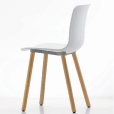 AmbienteDirect.com: Outlet - B stock - Chairs with minor flaws - Hal Wood Chair
