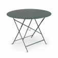 Fermob: Categories - Furniture - Bistro Folding Table Ø96cm