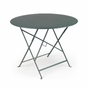 Fermob: Brands - Fermob - Bistro Folding Table Ø96cm