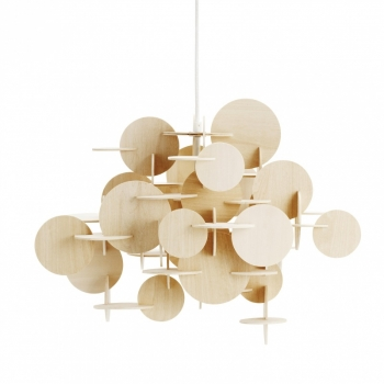 Bau Pendant Suspension Lamp