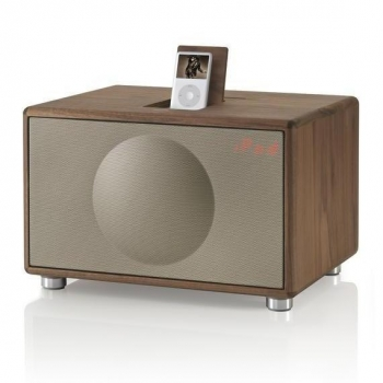 Geneva L Sound System Walnut