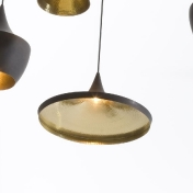 Tom Dixon: Categorías - Lámparas - Beat Shade Wide - Lampara de Suspension